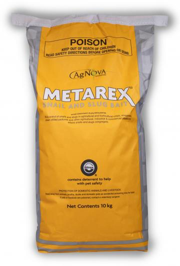 METAREX<sup>®</sup> Slug and Snail Bait
